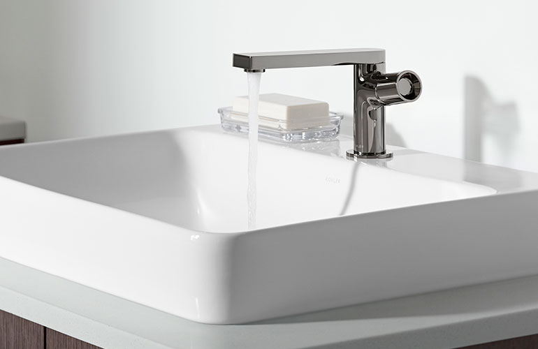 The Composed Faucet Collection By Kohler - Kohler bathroom faucet collections