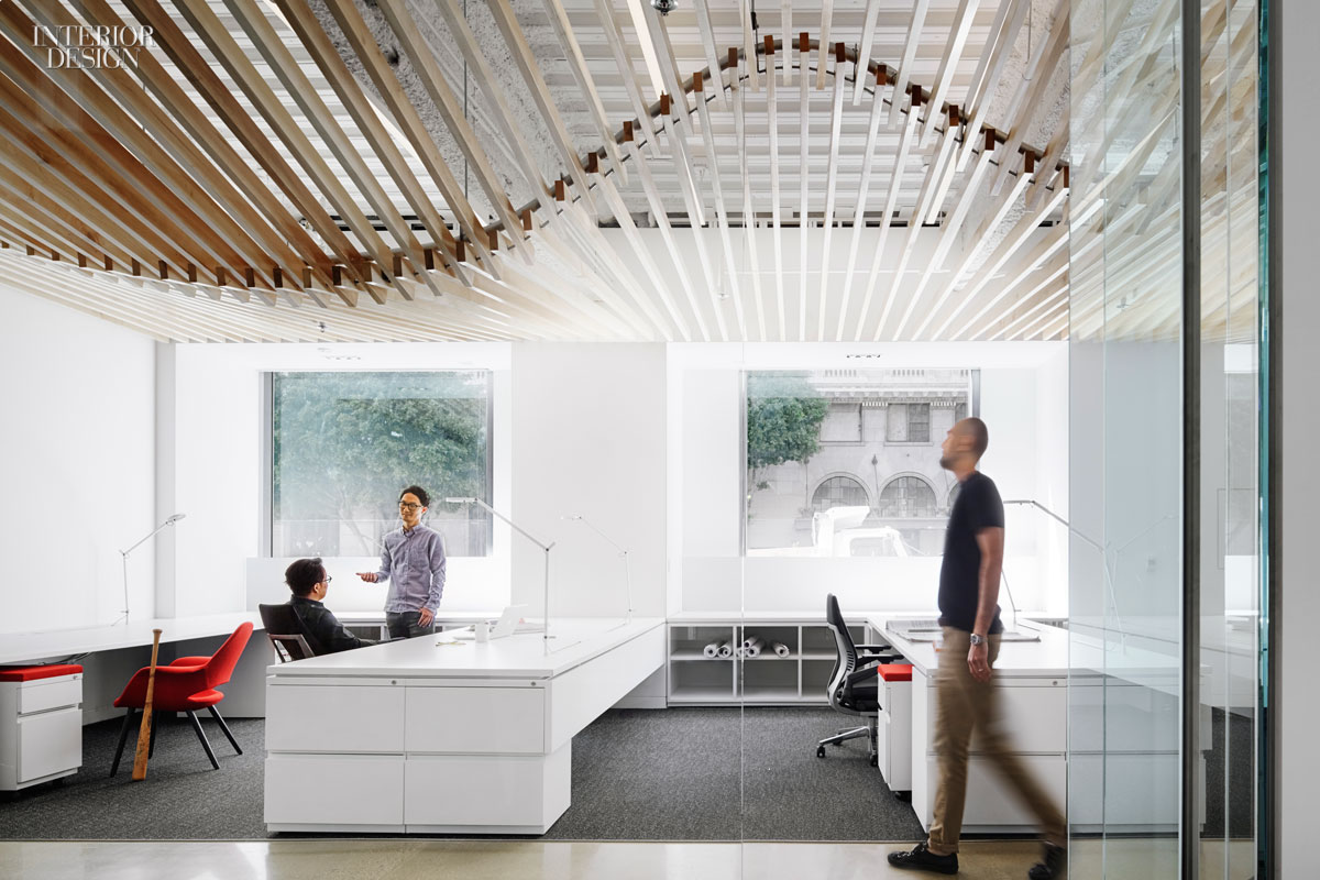 Turelk S Los Angeles Office By Gensler Promotes Its Hands