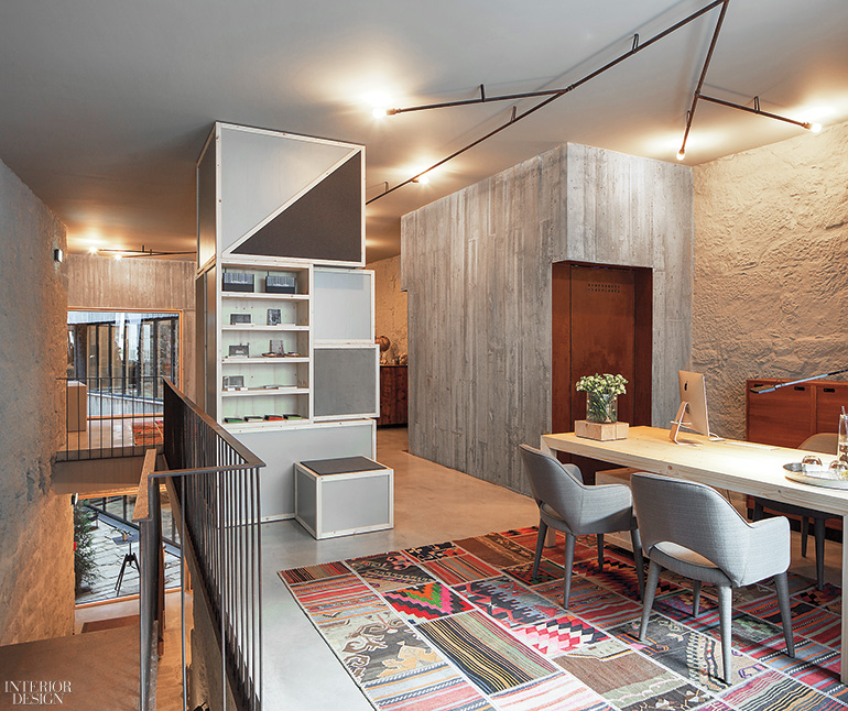 6 Top Interior Design Projects From Porto Portugal: Luís Sobral And Fernanda Gramaxo Convert Abandoned Porto