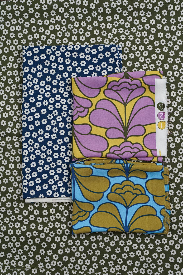 Orla Kiely Retrospective Lands At London S Fashion And Textile Museum