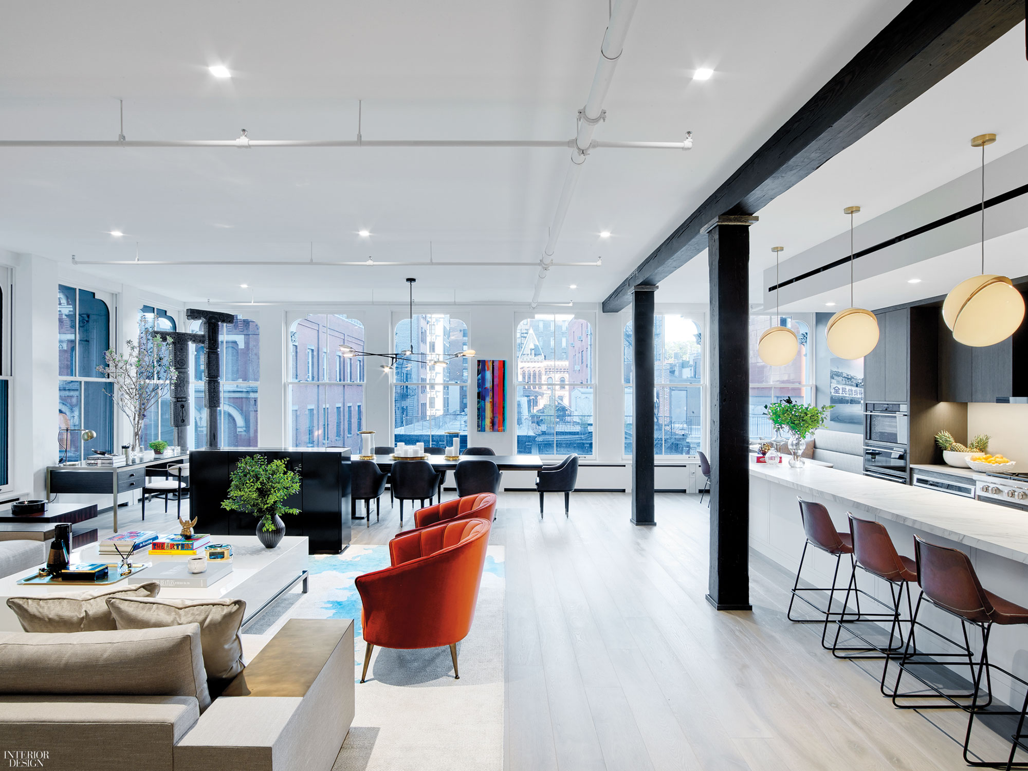 MarkZeff Masterminds a New York Pied-à-Terre for Miami-Based Collectors