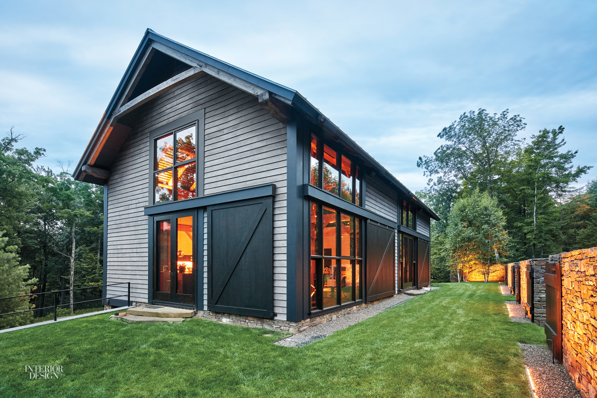 3 East Coast Residences Inspired By The Classic American