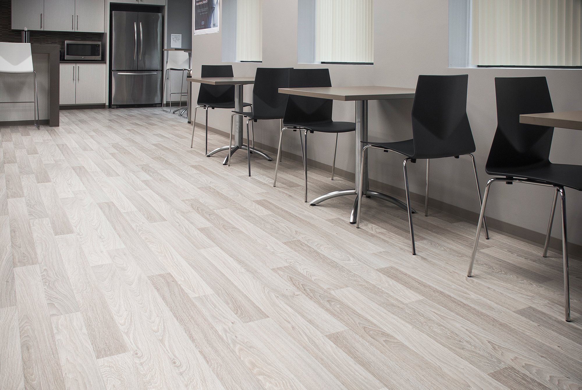 Durable Commercial Flooring Made From Natural Materials