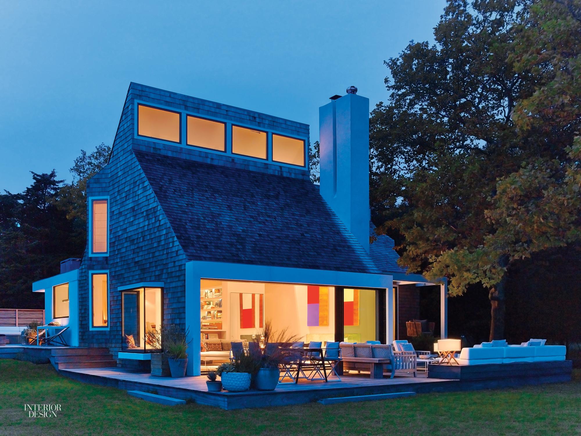 10 Bright And Modern Beach Houses Interior Design Magazine