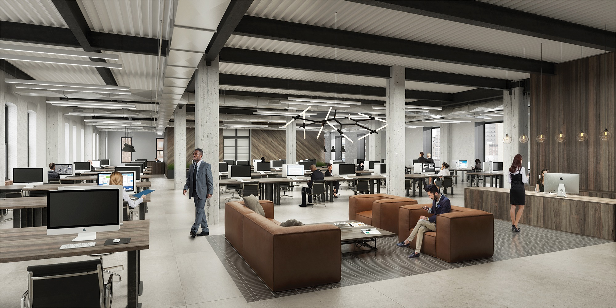 Interior Design Warehouse Morris Adjmi Reveals Design For The Warehouse Complex In Nyc