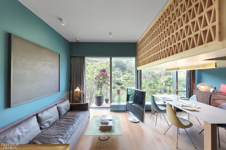 Nc Design Architecture Principal Nelson Chow S Secret Hong Kong Tree House Interior Design Magazine