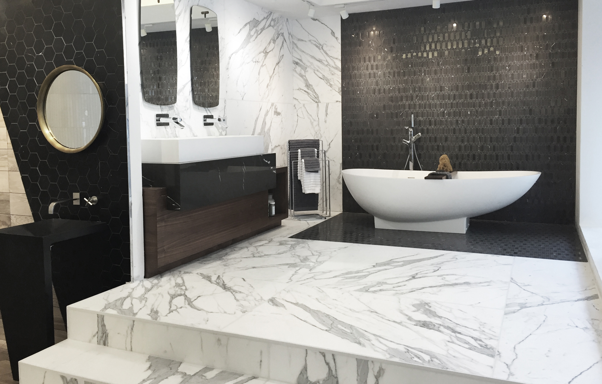Nemo Tileu0027s Showroom In The Flatiron District. Image Courtesy Of Nemo Tile.