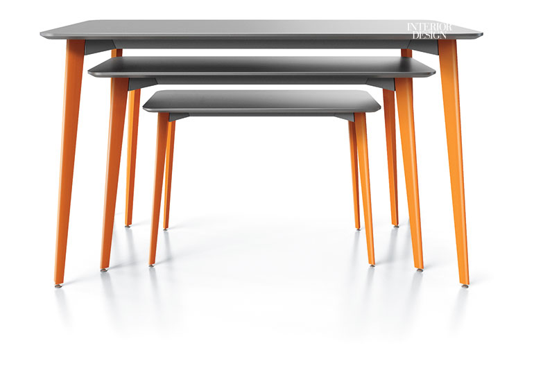Nesting By Mark Muller For Three H Furniture Systems Limited.