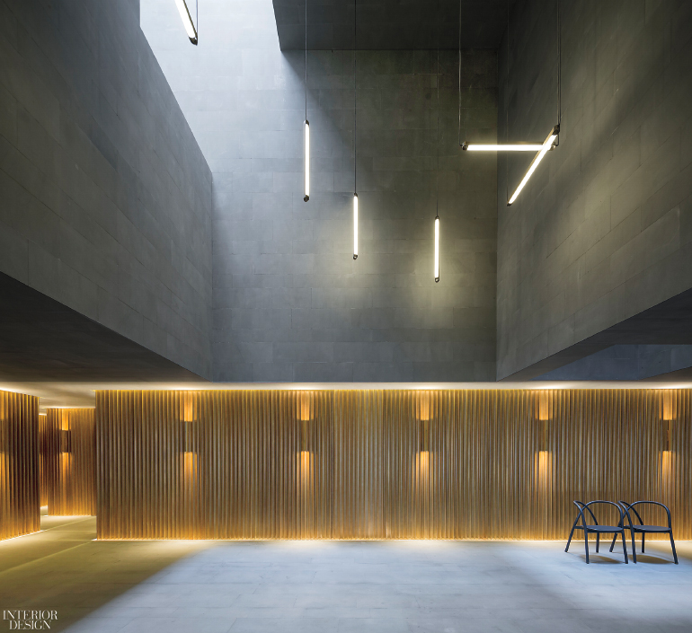 New Shanghai Theater By Neri Amp Hu Design And Research