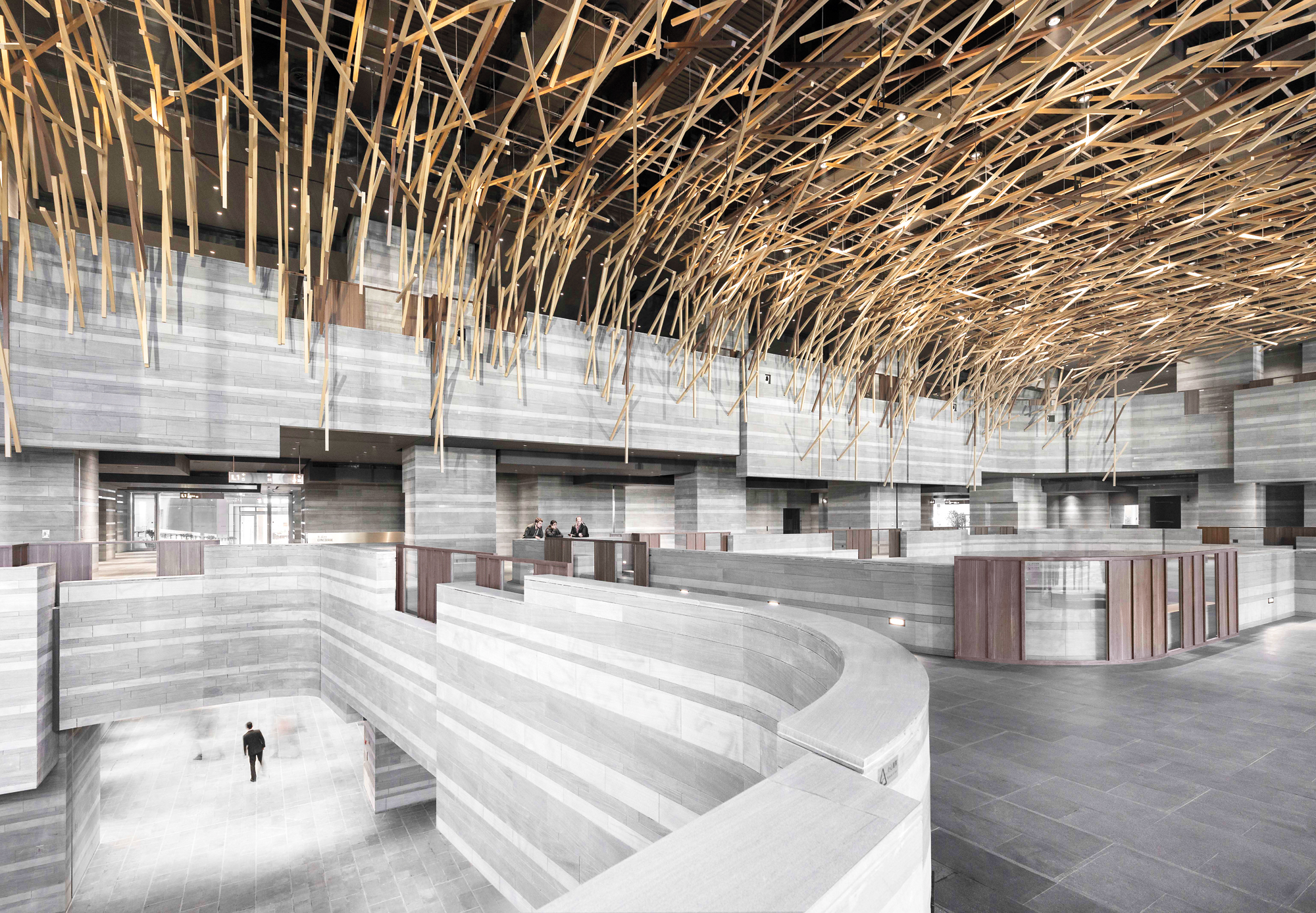 Hub Performance And Exhibition Center By Neri U0026 Hu: 2016 Best Of Year  Winner For Entertainment