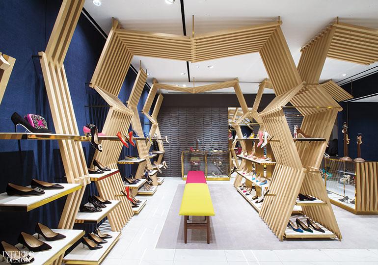 Nick LeithSmith on Designing Dozens of Stores for Manolo Blahnik