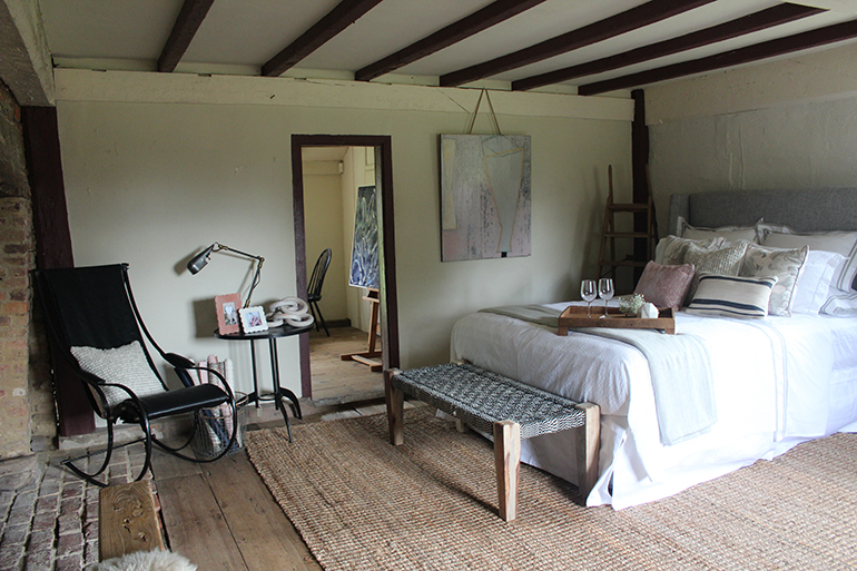 Four Students From The New York School Of Interior Design Were Selected To  Redesign Two Rooms At The Jethro Coffin House, The Oldest Home In Nantucket,  ...