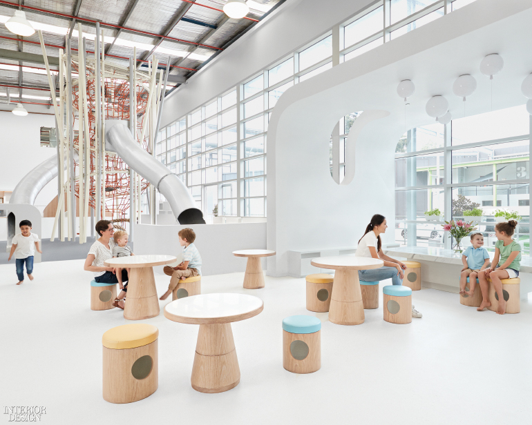 nubo indoor play center by pal design group 2017 best of year rh interiordesign net