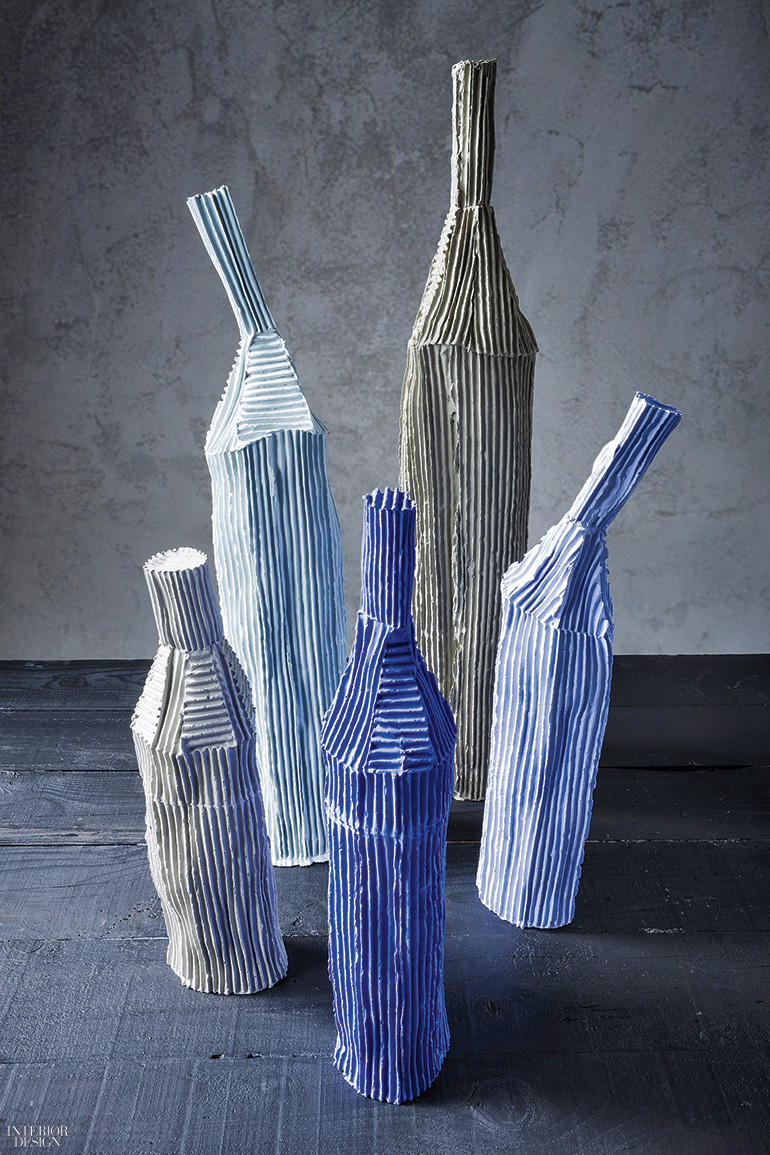 Paola Paronetto S Textured Ceramics Fuse Paper And Clay Docservis Info