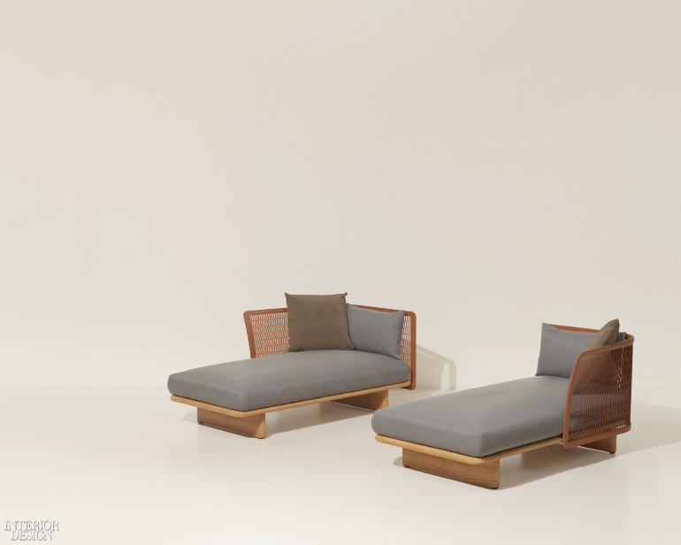 Patricia Urquiola Adds To Her Mesh Collection For Kettal