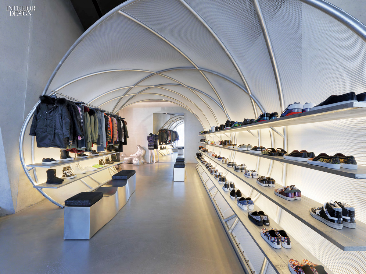 Boontheshop 2015 boy winner for fashion retail for Fashion retail interior design