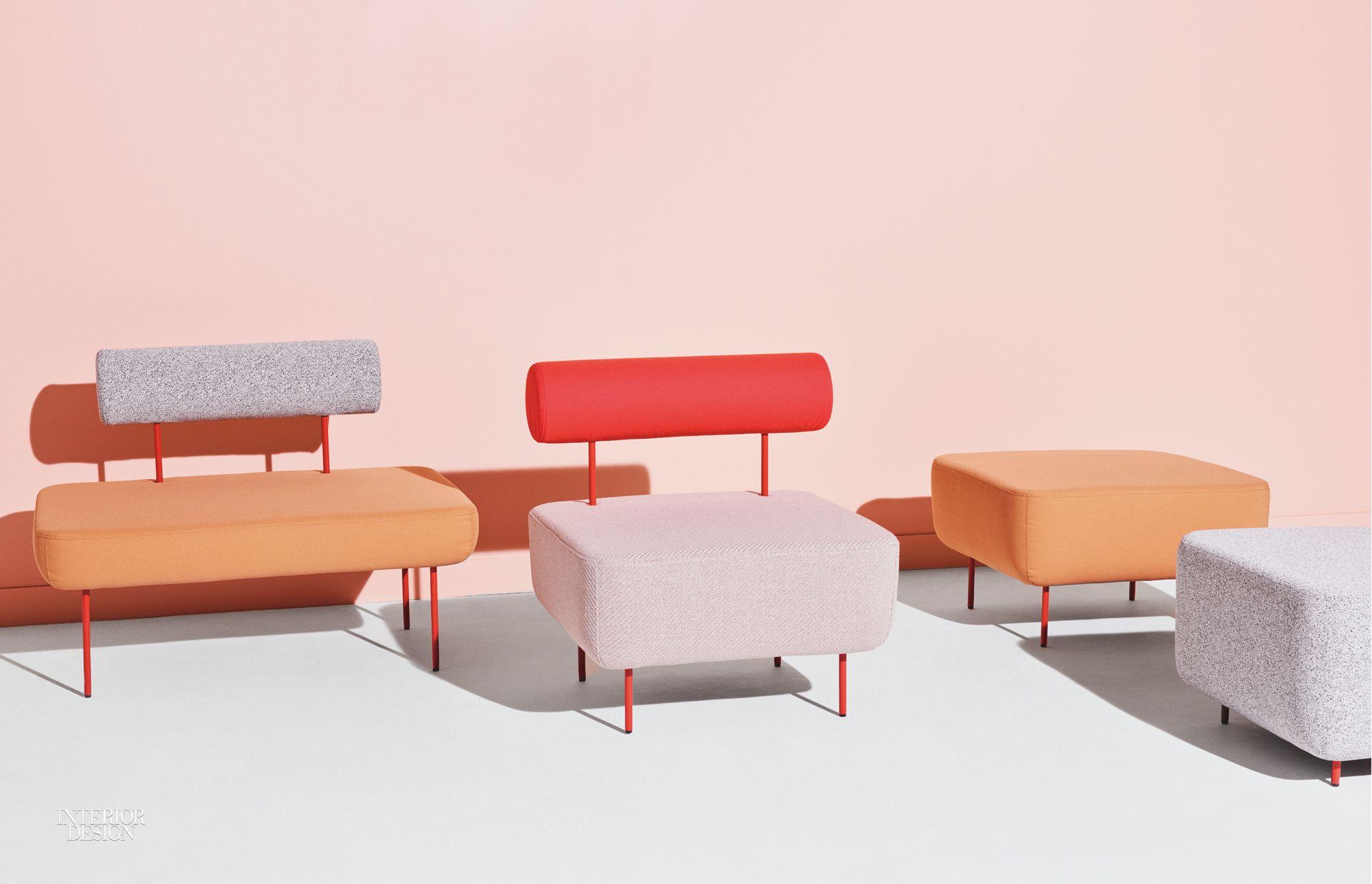 Hoff Modular Furniture By Morten U0026 Jonas, Part Of Villa P.F. By Petite  Friture. Photography By Photo Florent Tanet. Set Design By Ella Perdereau.