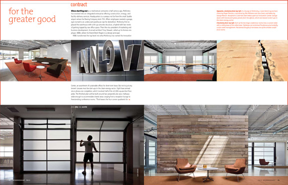 For The Greater Good Nbbj Designs Mckinstry S Seattle Hq