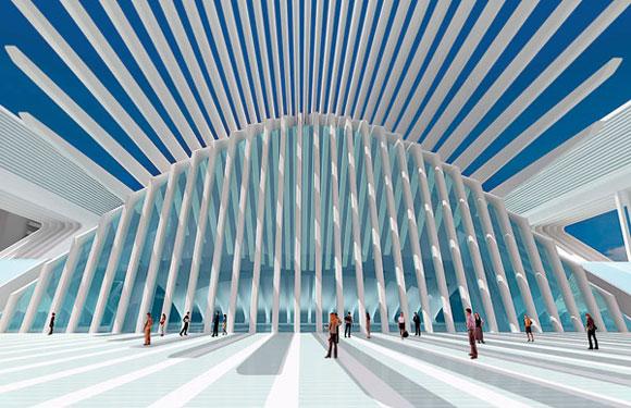 Taking Flight Santiago Calatrava S Breathtaking Palacio Make Your Own Beautiful  HD Wallpapers, Images Over 1000+ [ralydesign.ml]