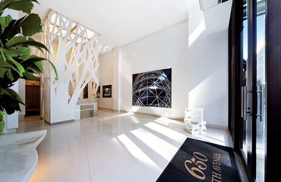 Real Estate Interior Design The Word On The Street A New Breed Of Lobbies Is Reinventing New .