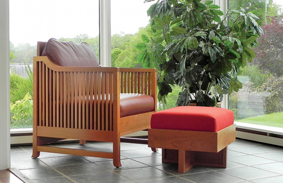 Wright Makes Right Copeland Furniture Recreates Frank