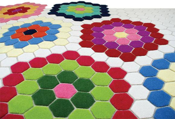 standout flooring types blur as tufting mimics tile
