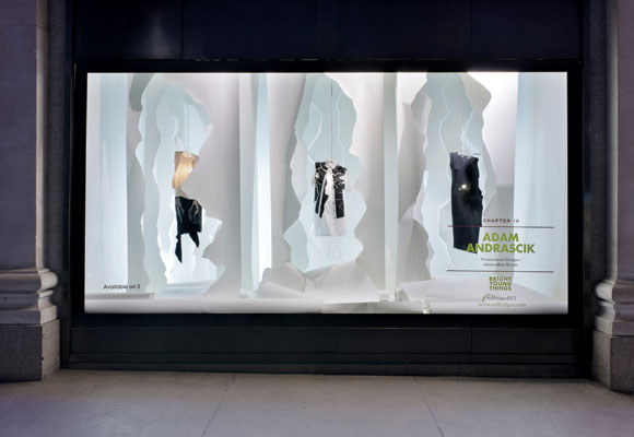 window shopping young talents design windows at selfridges co