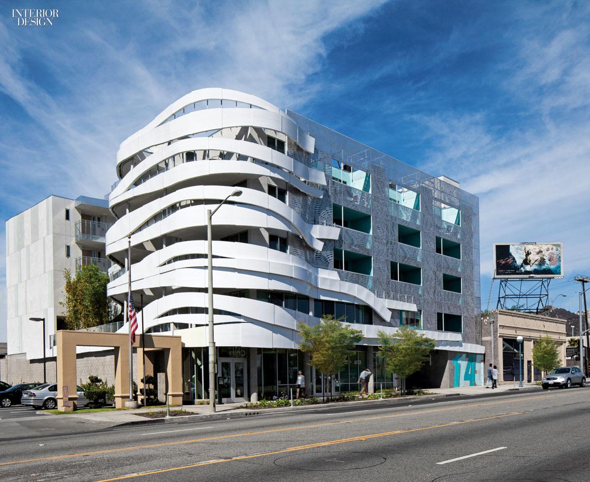 2014 BOY Winner Apartment Building