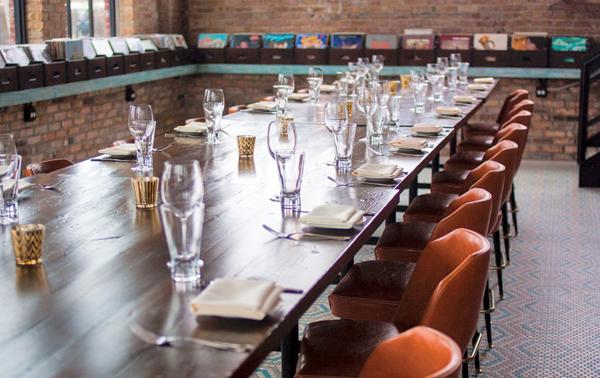 15 Chicago Restaurants For Designers