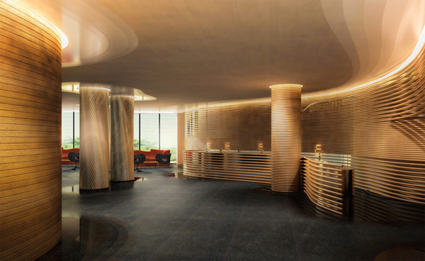 watergate hotel to open ron arad designed spaces this fall