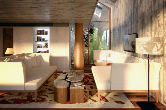 Philippe Starck Masterminds Bali Hotel For 2014