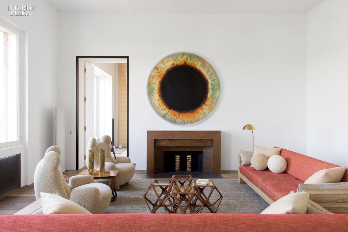 Self-Portrait with Furniture: Pierre Yovanovitch\u0027s Paris Apartment