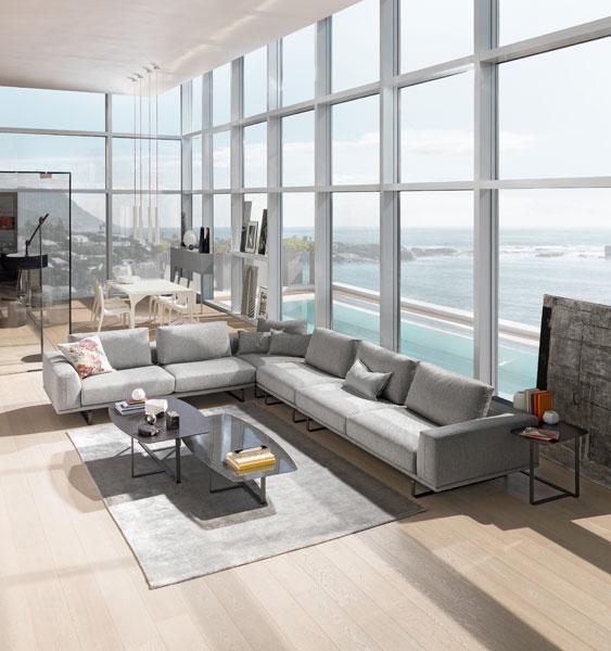 Design Bank Natuzzi.Natuzzi Americas Launches Design Studio And Designer Lounge