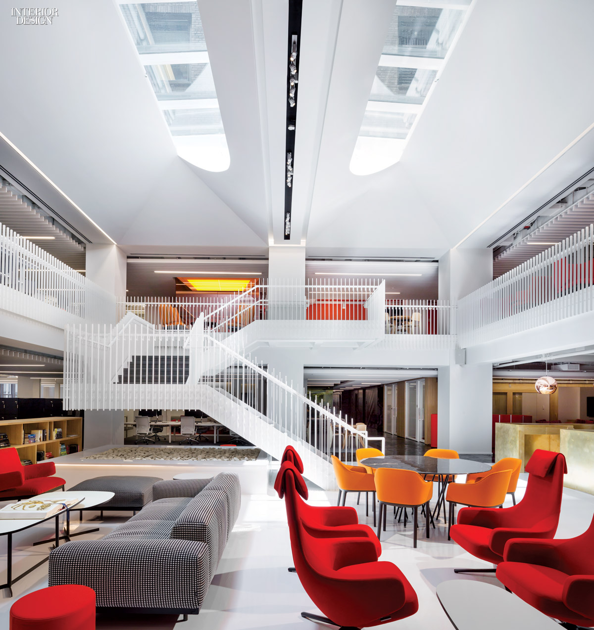 Seeing The Light: Clive Wilkinson's HQ for Gerson Lehrman Group