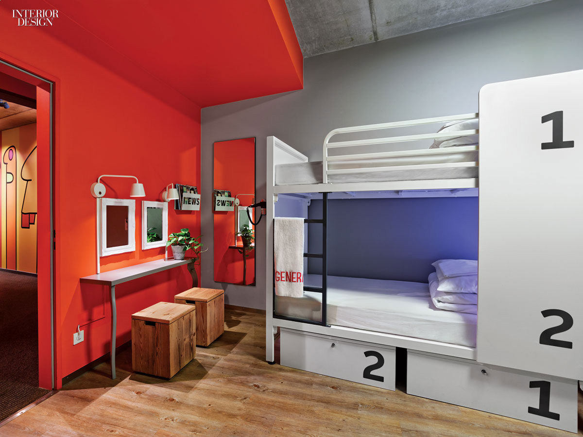 Big ideas youthquake hits hostels and dormitories for Room decor ideas in hostel