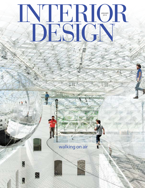 Featured Projects Walk Throughs Products News And More From The January 2014 Issue Of Interior Design Magazine
