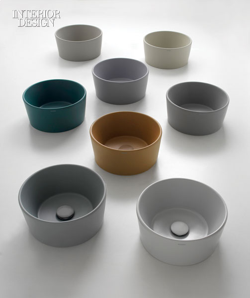 Bowl Ceramica Globo.Ceramica Globo S Bagno Di Colore Is New Status Quo For Bath