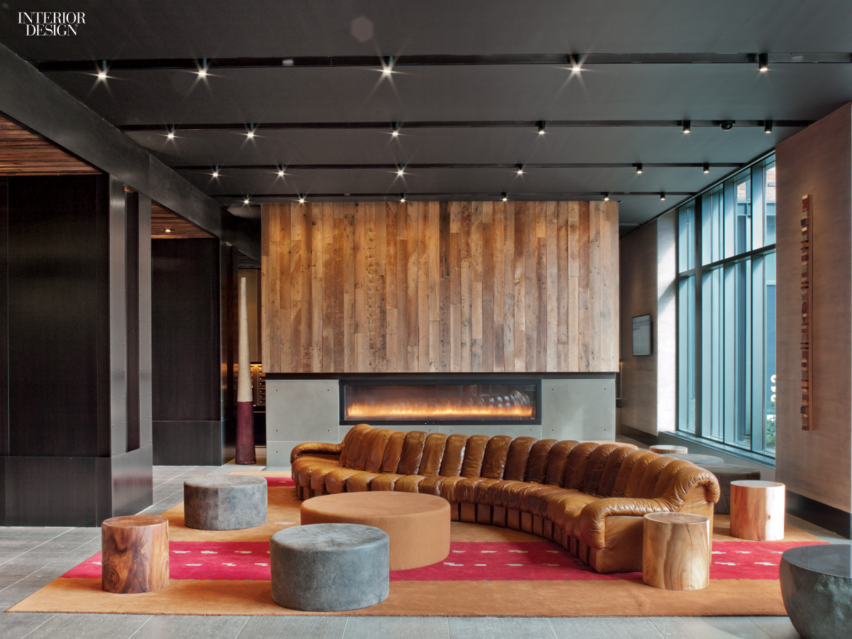 Zen and the Art of Urban Existence Abington House Interiors by