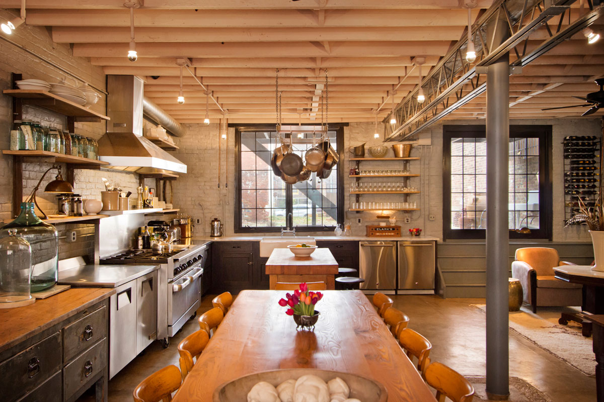 Exceptional Carriage House Conversions - Carriage house interiors