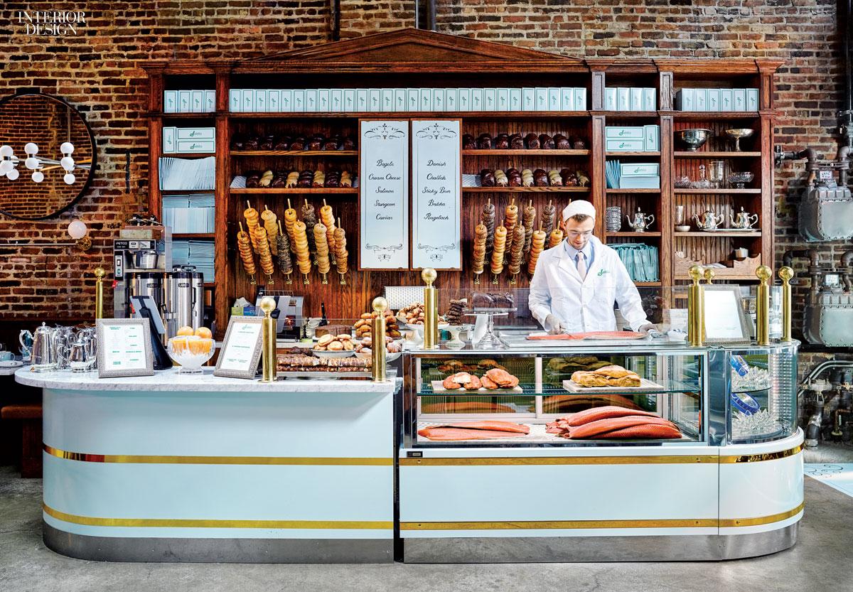 Ken Fulk Designs Sadelle S His First New York Restaurant