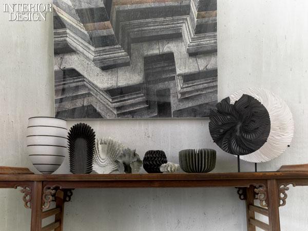 His life 39 s work estate of jack lenor larsen - Green living room ideas in east hampton new york ...