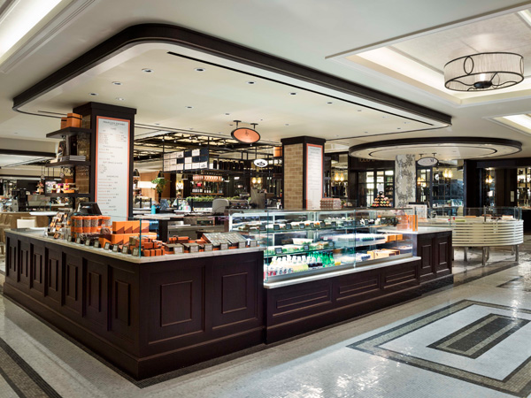 The Plaza Food Hall Expands