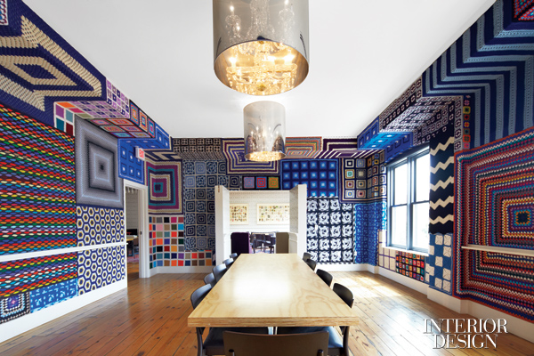 A nordic yarn james dayton and janet gridley collaborate for Best private dining rooms minneapolis