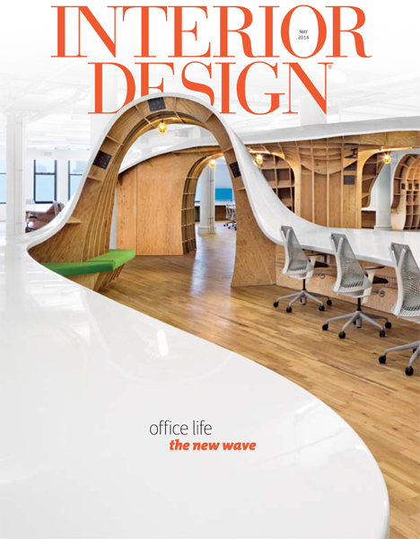 Elegant Featured Projects, Walk Throughs, Products, News And More From The May 2014  Issue Of Interior Design Magazine.