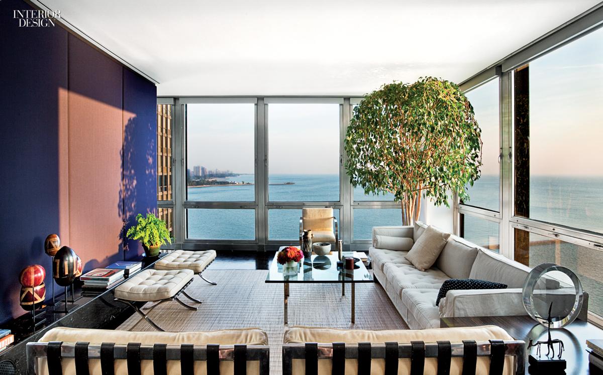 Home run inside the residences of 10 designers - Top interior design firms chicago ...