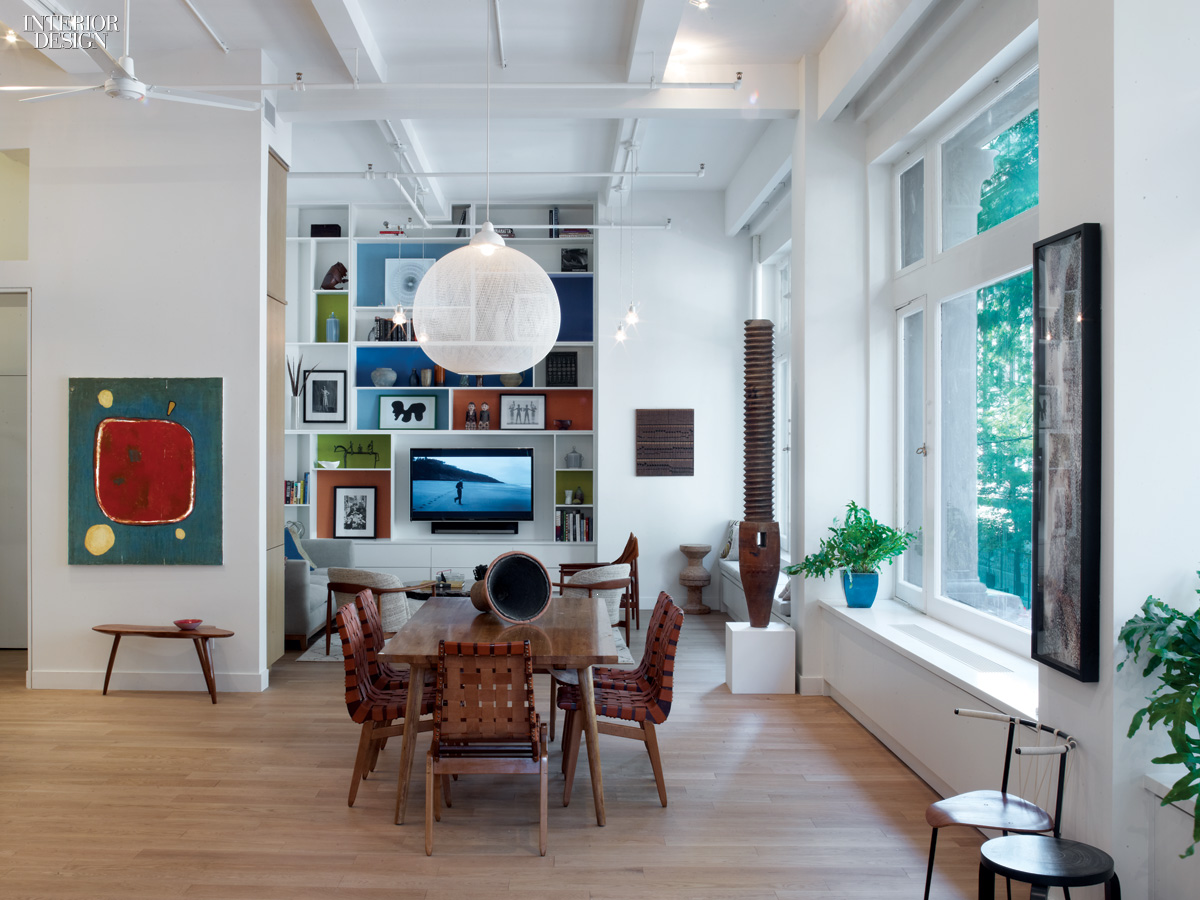 Twice as Nice: Bryan Min and 2Michaels Double Size of Chelsea Loft