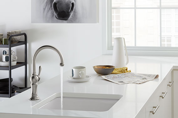 Kohler Expands Popular Artifacts Collection To The Kitchen