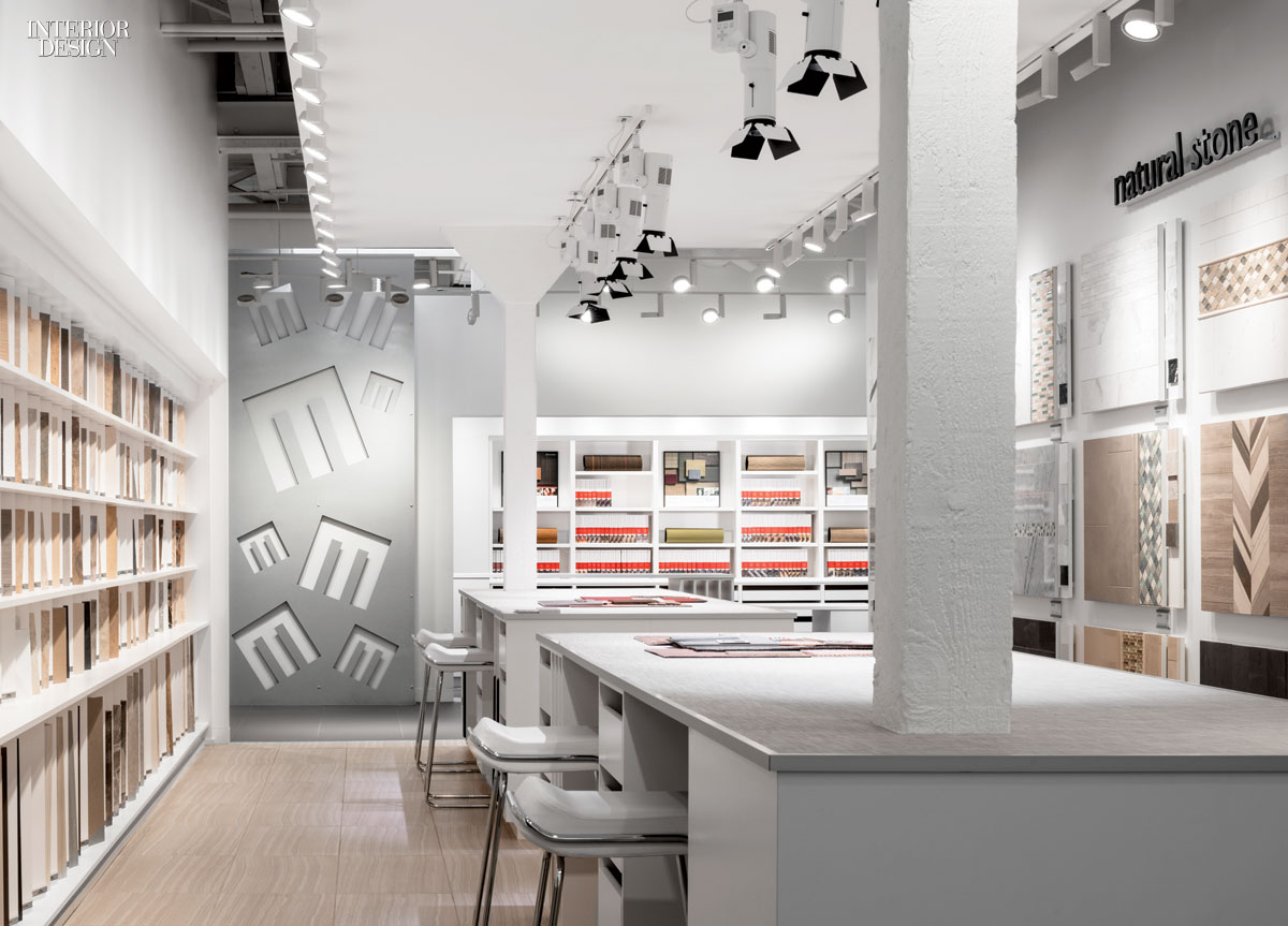 4 gensler designed showrooms for Christopher s bath and kitchen design showroom
