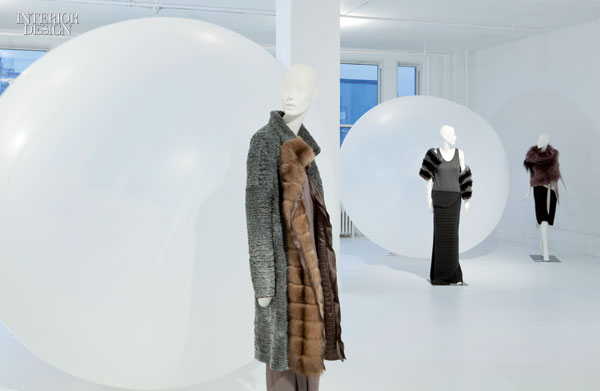 Lady Be Good: Ralph Pucci's Latest Mannequin Gets Dressed