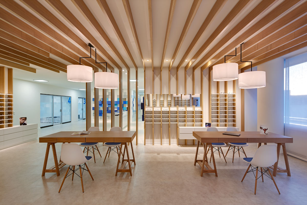 7 breathtaking retail spaces for De square design and interiors